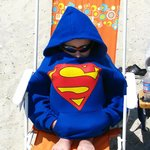 ..My Granson..gave it a shot going in Ocean..Ha! SuperSurfman! Ha! His lips were as blue too..Ki