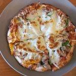 Terrific pizza!