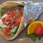 Dino's Gyro is wonderful!