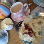 Cream tea!