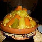 un délicieux couscous