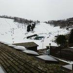 Ski Resort from Lodge