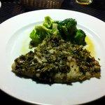 Really good fish dish