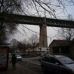 SNCF線の大鉄橋