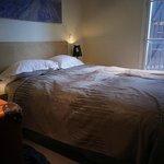 宿泊した寝室