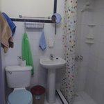 Baño siempre bien limpio