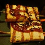 Tofu & Sweet Miso Skewers (You get 3 per stick)