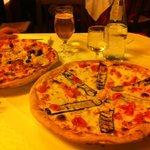 pizza mooolto grande!
