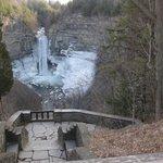Taughannock Falls in closeby Ulysses, NY
