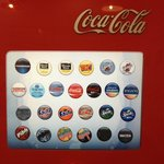 Beverage Machine - flavors you've never seen!