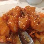 honey king prawn