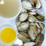 Sweet and fresh Steamers