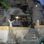 Externa da cidade subterranea  Urgup