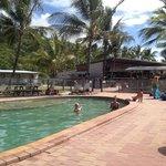pool @ sea