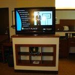 Nice flat panel TV