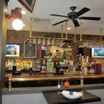 snapshot of the bar