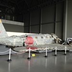 Salvaged WWII Plane that went down near the coast of Japan