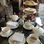 Afternoon Tea @ The Bath Spa