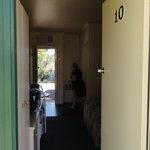 Room entrance/exit