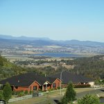 The Tamar Valley from Aspect Resort