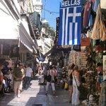 Pandrossou Street