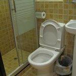 bathroom - always kept clean
