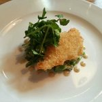 Crumbed whiting