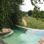 A small but fantastic pool