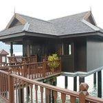 Our sea villa