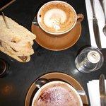 Chocolat chaud et Café lacté