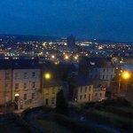 View of Cork at Dawn