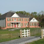 Modern, comfortable farmhouse on 34 acre working farm