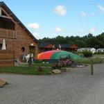 Accueil au camping Ty-Coet