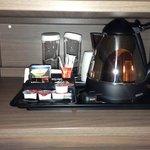 コーヒーや紅茶が