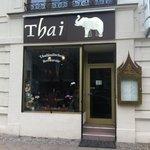 Thai Elephant Foto