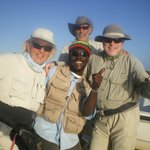 Happy bonefisher's and JJ, the magical guide!