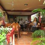 Bou Savy Dining Area