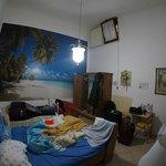 interior of Amalfi Room