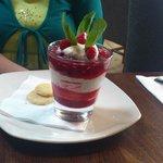 Raspberry Cranachan with Homemade Shortbread