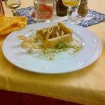 Dessert a forma di carretto siciliano