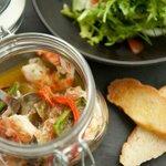 Crevettes agrumes épices douces