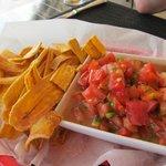 Plantain Chips/Salsa