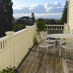 Deck of Rose Garden Suite