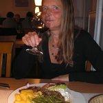 ...griechischer Wein