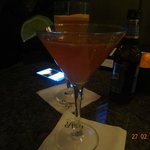 Drinks in the Bar - Yum!