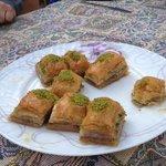 lots of baklava