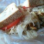 Typical Primanti Bros Sandwich.. Delicious!