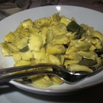 Agnolotti di plin with sage and butter