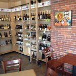 retail wines for sale, but BYOB for now