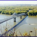 Savanna-Sabula Bridge over Mississippi River